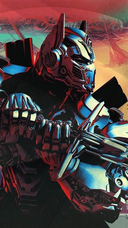 Transformers 4k Wallpapers Iphone Transformer Optimus Prime