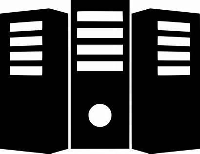 Icon Servers Svg Onlinewebfonts