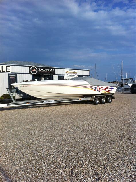 Boat Rental Norfolk Va by 2000 Sunsation 32 Dominator 32 Foot 2000 Alumacraft
