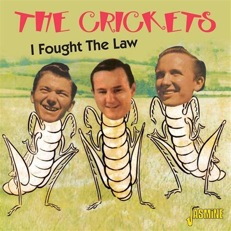 I Fought the Law Album by The Crickets | Lyreka