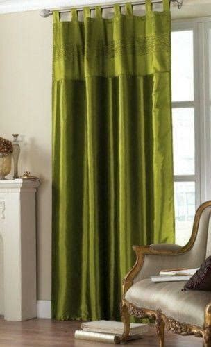 Olive Green Curtains Drapes - olive green curtains ebay