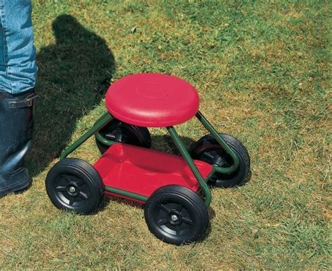 siege jardinage siège de jardinage sur roues