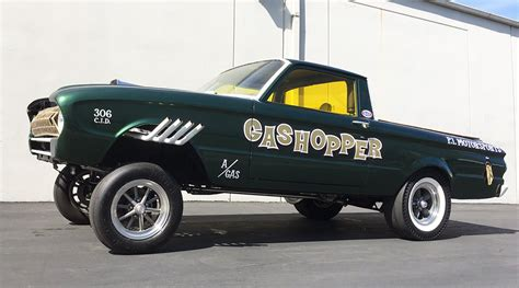 "1961 Ford Falcon Ranchero Gasser ""Gashopper"" for sale"