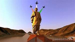 Statue of Unity of Sardar Vallabhbhai Patel | DD News