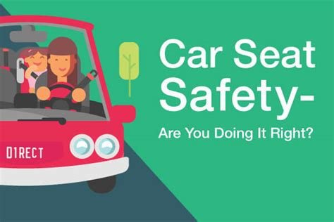Car Seat Safety-are You Doing It Right?