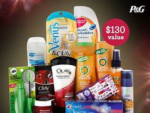 Win a Red Carpet Inspired Gift Basket From P&G