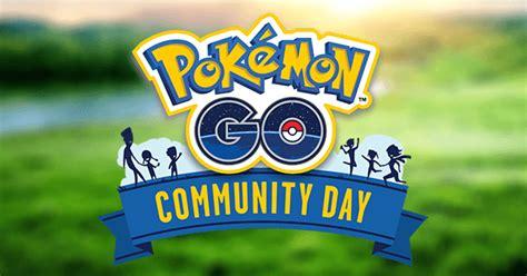 pokemon  community day pokemon  wiki gamepress