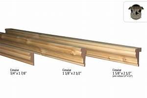 attrayant moulures decoratives en bois 11 une finition With moulures decoratives en bois