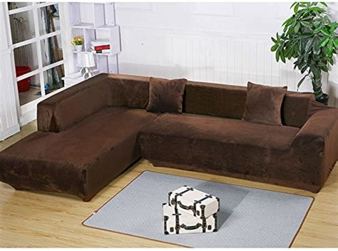 getmorebeauty  shape sectional thick plush velvet couch