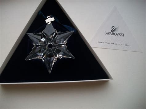 swarovski christmas ornament 2000 catawiki