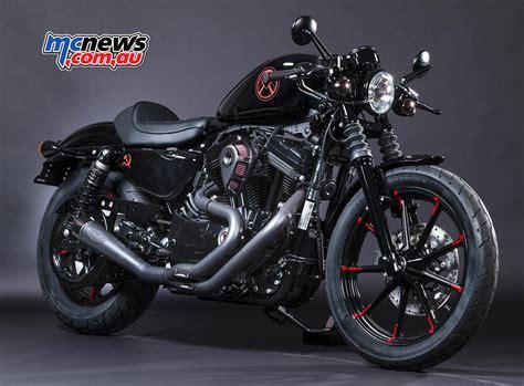 Harley-davidson Marvel Super Hero Customs