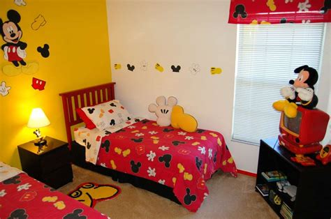 mickey mouse bedroom in bedroom ideas decorating ideas home