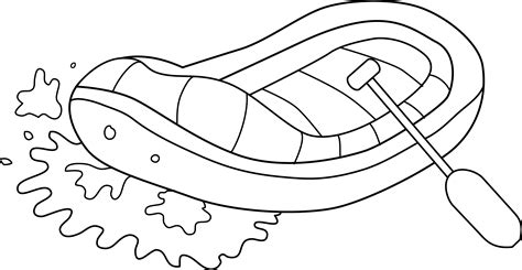 Rafting Boat Clipart by River Rafting Clipart Clipground