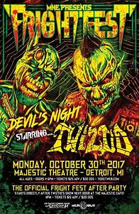 MNE announces Twiztid's Fright Fest: Devil's Night edition ...