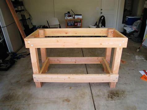 cool bench ideas diy garage workbench ideas best house design cool garage workbench ideas and plans
