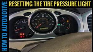 Why Is Tpms Light On How To Turn Off The Tire Pressure Light That Will Not