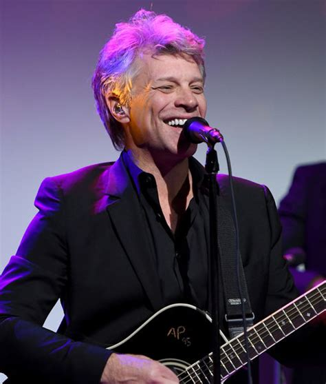 Jon Bon Jovi Dishes Hall Fame Honor Reveals What
