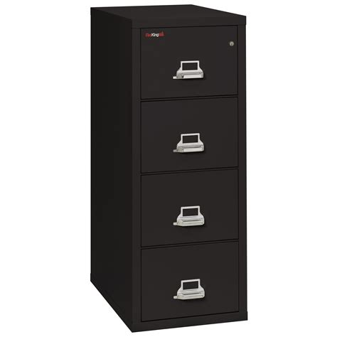 4 Drawer Vertical File Cabinet by Fireking Fireproof 4 Drawer Vertical File Cabinet
