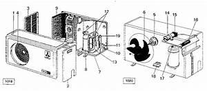 Air Conditioner Outdoor Unit Diagram