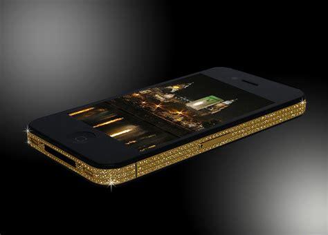 iphone 4 gold iphone 4 swarovski gold platinum edition extravaganzi