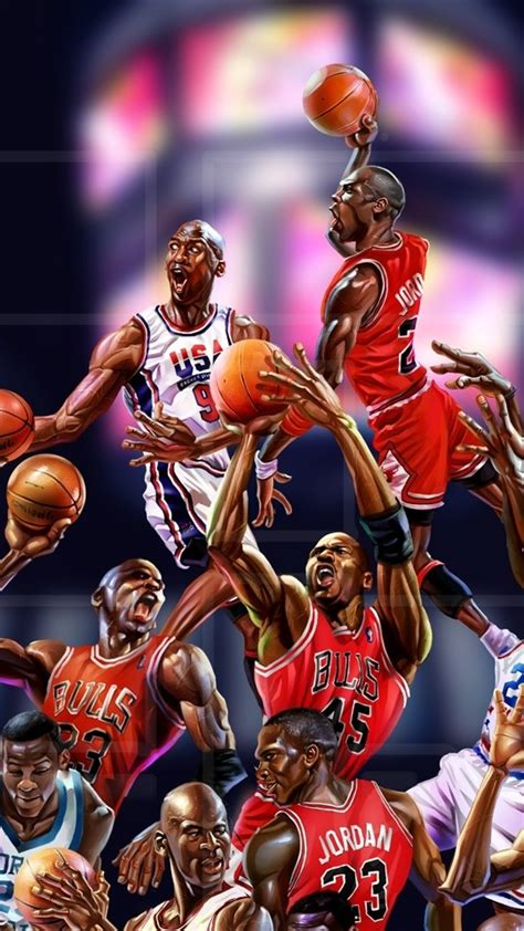 Nba Iphone Wallpapers Hd (69+ Images