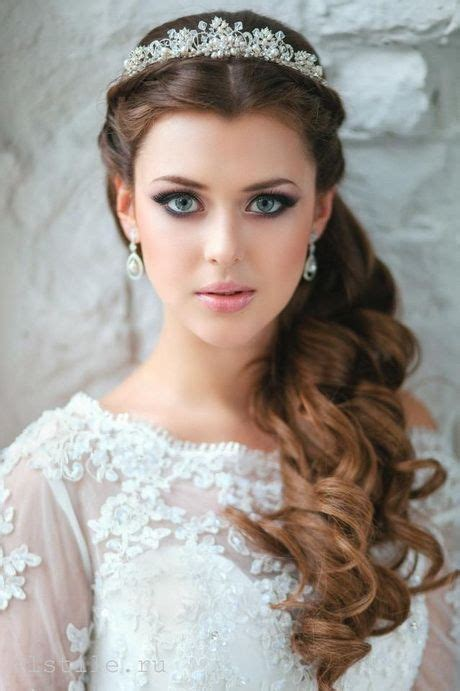 European Fashion: Romantic Wedding Hairstyles for Your Big