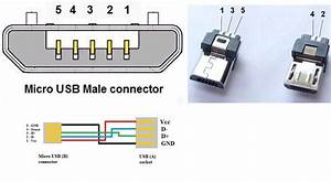 Usb To Micro Usb Schematic