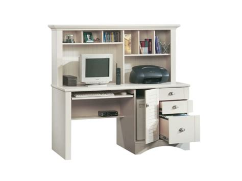 home computer desk with hutch furniture modern office desk stylish design with hutch