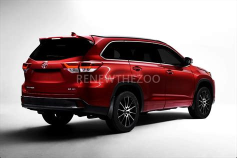 Toyota Highlander Hybrid 2020 by Toyota 2020 Toyota Highlander Comes With News Engine