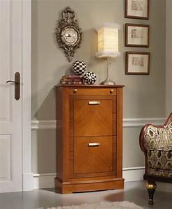 Schuhschrank Breite 40 Cm : schuhschrank breite 95 cm weiss lackiert kirsche nussbaum ~ Bigdaddyawards.com Haus und Dekorationen