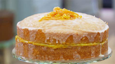 st clements orange  lemon drizzle cake recipe great