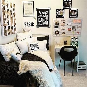 10 Black And White Bedroom For Teen Girls | Home Design ...
