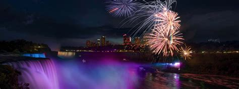 Niagara Falls New Year's Eve