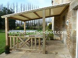toile bache pergola voile ombrage store banne With toile pour terrasse exterieur 2 pergolas toile pergolas