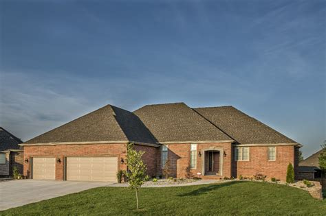 pictures  custom homes springfield mo john marion