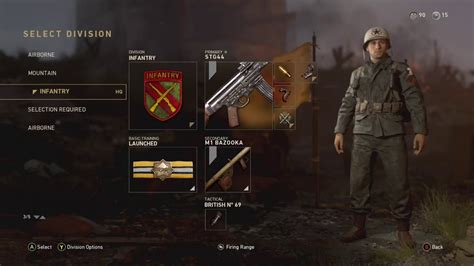 call  duty wwii   customize  character youtube