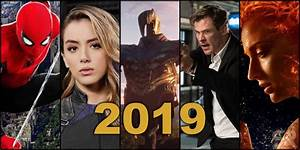 Every, Marvel, Movie, U0026, Tv, Show, Coming, In, 2019