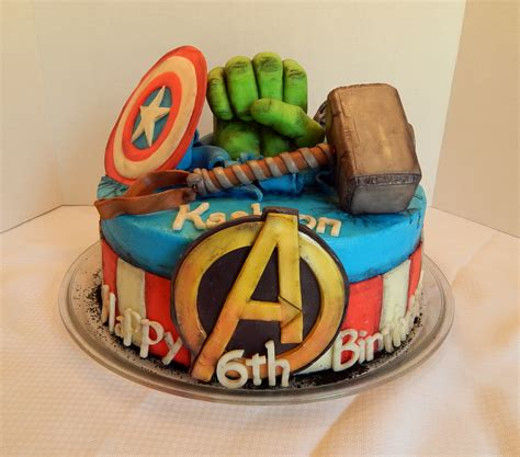 And i can't decide as i really want a sherlock cake for my 21st birthday, but i also want a hobbit one or a star trek one or even a marvel one. Avengers Cake!! - CakeCentral.com