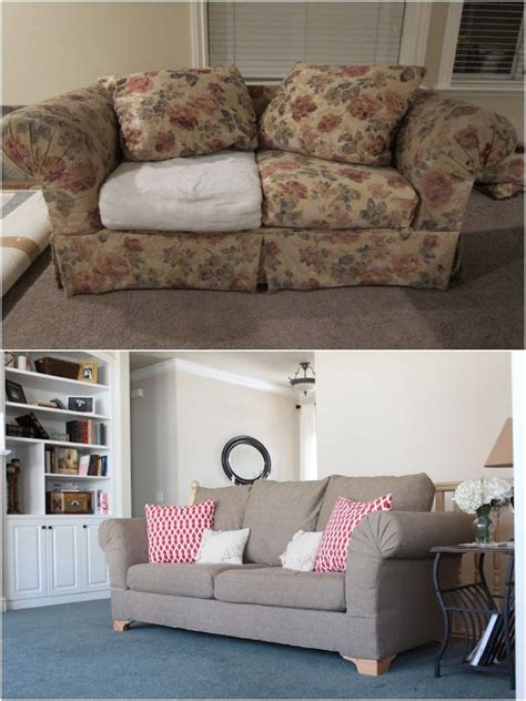 Reupholster Sofa Chair by 10 Eco Friendly Home Improvement Tips And Decorating Ideas
