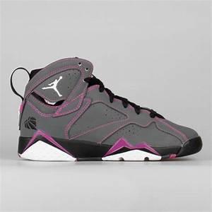 Reebok Girls Size Chart Nike Girls Air Jordan 7 Retro 30th Gg Gs Valentines Day