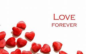 Love Forever Happy Valentines Day HD Wallpaper ...