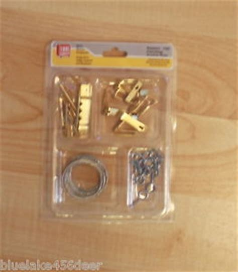 hanging l kit picture hanging kit 39 pc hooks wire screws nails new