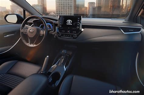 Toyota Corolla 2020 Interior by 2020 Toyota Corolla Sedan 12th Makes Global Debut