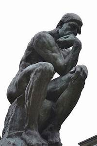 The Thinker - original size - Picture of Musee Rodin ...