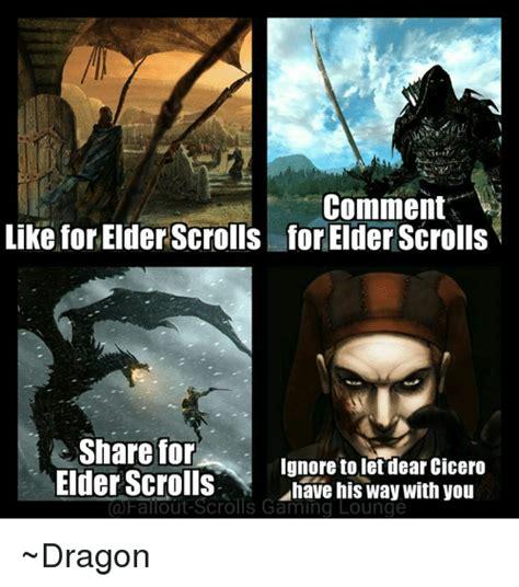The Elder Scrolls Memes - 25 best memes about cicero elder scrolls cicero elder scrolls memes