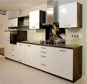 Weiße Küche Mit Holz : arbeitsplatte kuche holz dunkel ~ Markanthonyermac.com Haus und Dekorationen