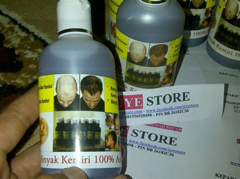 Harga 1 Botol Minyak Kemiri minyak kemiri asli murah mengobati kebotakan rambut jual