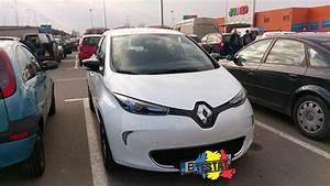 Renault Zoe Autonomie : renault zoe electric cu autonomie de 400 km testat n rom nia ~ Medecine-chirurgie-esthetiques.com Avis de Voitures