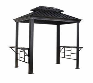 überdachung Für Grill : pavillons g nstig kaufen sojag aluminium grillpavillon ~ Lizthompson.info Haus und Dekorationen