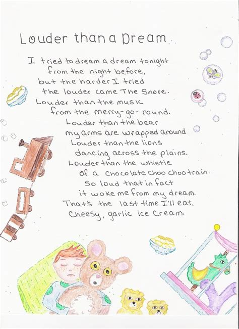 poems for some little words poems for kids children s illustrators louder than a dream poetry